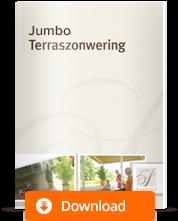 jumbo terrasscherm