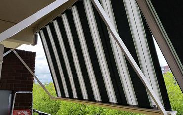balkon uitvalschermen